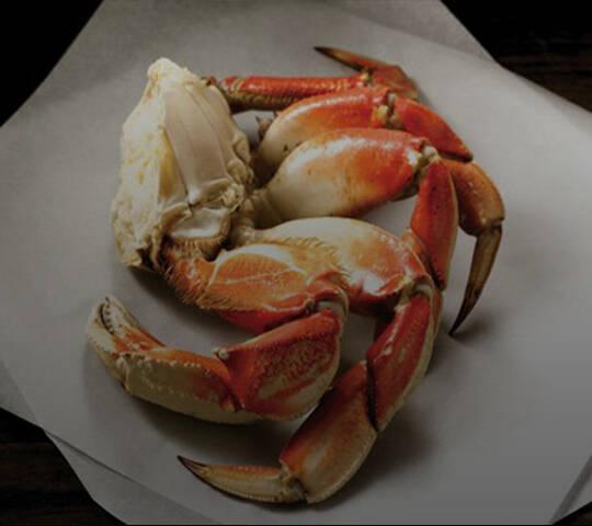 Wild Caught Dungeness Crab