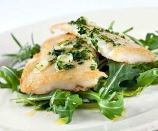 Halibut Limone Recipe