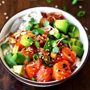 Poke Tuna Salad Recipe