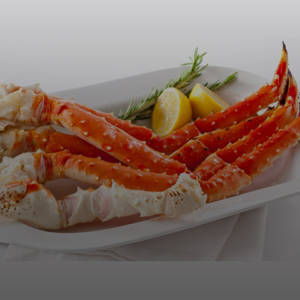 Wild Caught Alaskan Red King Crab