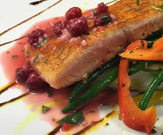 Salmon Grand Marnier Recipe